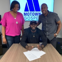 Jonathan Taylor Signs with Motown Gospel/Capitol CMG