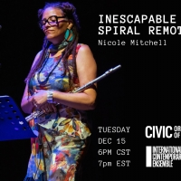 International Contemporary Ensemble And Civic Orchestra Of Chicago Present INESCAPABLE SPI Photo