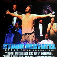 """Stogie Kenyatta's THE WORLD IS MY HOME �"""" THE LIFE OF PAUL ROBESON - Live Streaming  Photo"""