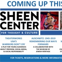 The Sheen Center Releases Upcoming Schedule