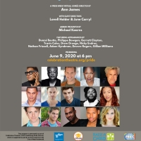 Garrett Clayton & More to Take Part in Chuck Rowland Pioneer Award Virtual Ceremony C Photo