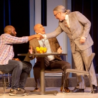 BWW Review: BLUE/ORANGE at Tower Grove Abbey Photo