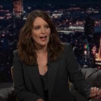 VIDEO: Tina Fey Talks About Saving a Man's Life on THE TONIGHT SHOW Photo