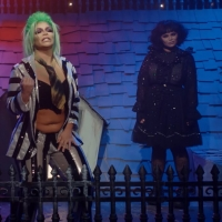 VIDEO: Trisha Paytas Brings BEETLEJUICE To Life In New Music Video For 'Say My Name'