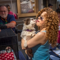 VIDEO: Bernadette Peters Visits Backstage LIVE with Richard Ridge Photo