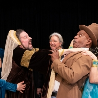 Company OnStage Presents SCROOGE MACBETH