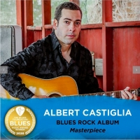 Albert Castiglia's 'Masterpiece' Wins 'Blues Rock Album' At 2020 Virtual Blues Music Photo