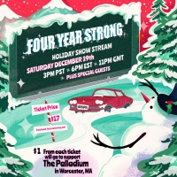 Four Year Strong Announces 13th Annual Holiday Show Photo