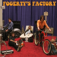 John Fogerty & Family Release FOGERTY'S FACTORY Today Photo