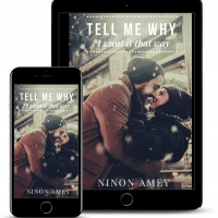 Ninon Amey Releases New Romance 'Tell Me Why: I Want It That Way' Photo
