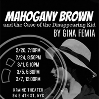 Step1Theatre Project Revives MAHOGANY BROWN For FrigidFest