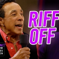 VIDEO: James Corden Has a Soul Riff-Off with Smokey Robinson