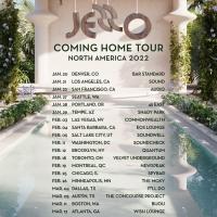 Jerro Announces North American Tour Dates