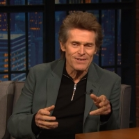 VIDEO: Watch Willem Dafoe Talk About Working as a Nude Model on LATE NIGHT WITH SETH MEYERS