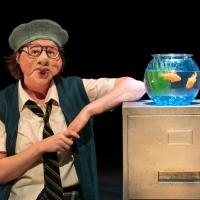 BWW Review: I, CLAUDIA Makes Magic with Masks! Photo