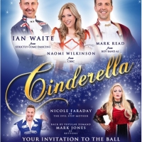 Strictly Come Dancing's Ian Waite Leads Cast Of CINDERELLA At Pavilion Theatre Worthi Photo