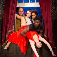 THE PLAY THAT GOES WRONG  Cancelled at Popejoy Photo