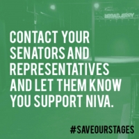 New YorkIndependent Venue Association Launches #SaveOurStages Day of Action Photo