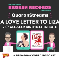 BWW Exclusive: Ben Rimalower's Broken Records QuaranStreams Continues with A LOVE LETTER T Photo