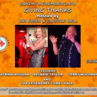 Kiki Ebsen And Clifford Bell Plan GIVING THANKS Fundraiser Brunch For Autism Works At Photo