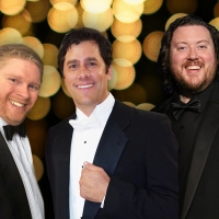THE TADA TENORS Concert to be Presented at The TADA Theatre Photo