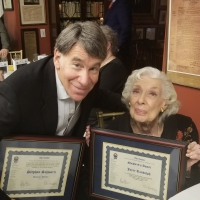 The Lambs Honors Stephen Schwartz at a Shepherd's Luncheon Photo