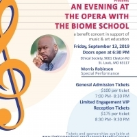 The Biome School Presents Evening At The Opera Benefit