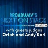 VIDEO: The NEXT ON STAGE College Top 5 Announced TONIGHT With Guest Judges Orfeh Photo