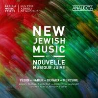 The Azrieli Foundation And Analekta to Release NEW JEWISH MUSIC VOL. 3 AZRIELI MUSIC PRIZES