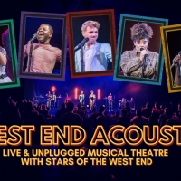 New Frame Productions' WEST END ACOUSTIC To Stream Online Photo