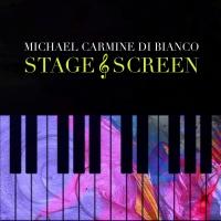 Michael Carmine Di Bianco Releases Debut Studio Album 'STAGE & SCREEN' Photo