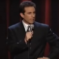 VIDEO: On This Day, August 5 - Jerry Seinfeld Makes Broadway Laugh with I'M TELLING YOU FO Photo