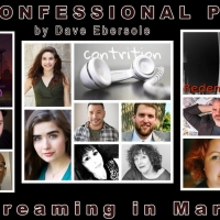 Philadelphia Playwright Dave Ebersole Streams His Trilogy: THE CONFESSIONAL PLAYS Photo