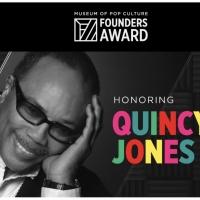 Quincy Jones to Receive Museum of Pop Culture's 2021 Founders Award Article