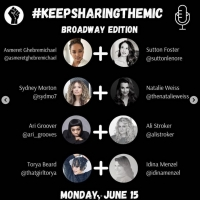 Wake Up With BWW 6/15: DRAMA DESK Winners, #KeepSharingTheMic, and More!
