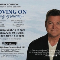 BWW Review: MOVING ON: SONGS OF JOURNEY. Mark Corpron Lays Out The Rules of the Road  Photo