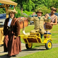 BWW Review: THE WIND IN THE WILLOWS, Pitlochry Festival Theatre Photo