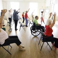 Dancing Through Parkinson's: People Worldwide Join Invertigo Dance Theatre's Classes Photo