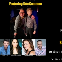 Finn Douglas & Broadway Sessions Present Fundraiser 'Finn & Friends: The Concert' Photo