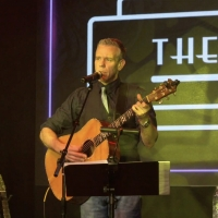 Exclusive: Adam Pascal Sings from CHESS in Clip from SO FAR: AN ACOUSTIC RETROSP Photo