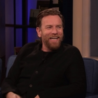 VIDEO: Ewan McGregor Talks About Being Mistaken for Jesus on CONAN