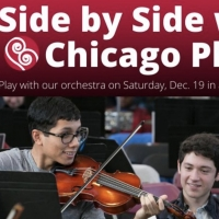 Chicago Philharmonic's Holiday Side By Side Meets Zoom Photo