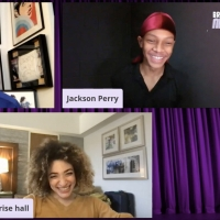 WATCH: Our Next on Stage Winners, Jackson and Mia, Chat with Richard Ridge! Photo