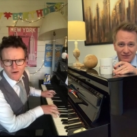 VIDEO: Jamie Parker and Joe Stilgoe Perform 'Well, Did You Evah!' From HIGH SOCIETY Photo