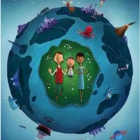 Meryl Streep, Chris O'Dowd, Jacob Tremblay and Ruth Negga Voice Earth Day Animated Sh Photo