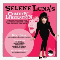 Selene Luna Launches Virtual Comedy Show Spotlighting Comics with Disabilities Titled Photo