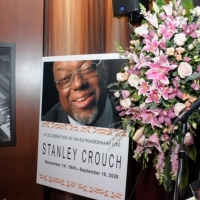 Family and Friends Celebrated the Life of NEA Jazz Master Stanley Crouch at Minton's Photo