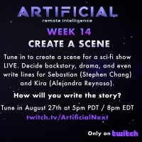 New Episode of ARTIFICIAL On Thursday, August 27 Photo