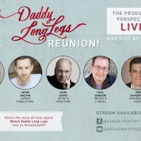Megan McGinnis, Adam Halpin and More From DADDY LONG LEGS Cast Will Reunite To Raise  Photo