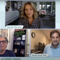 VIDEO: Renee Fleming Chats With Deepak Chopra, MD, and Rudy Tanzi, PhD on MUSIC AND M Photo